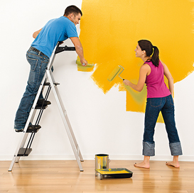 Indoors and outdoors DIY